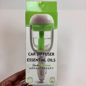 Car Plug In Scent Diffuser for Essential Oils